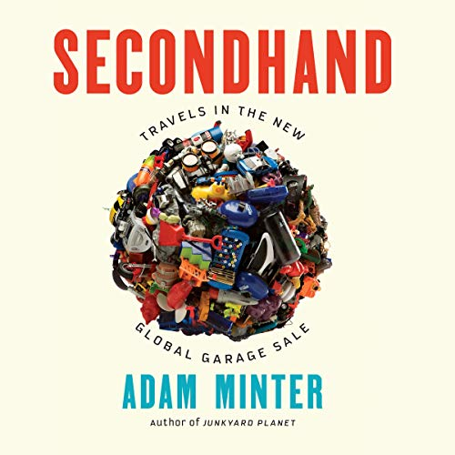 Secondhand cover art