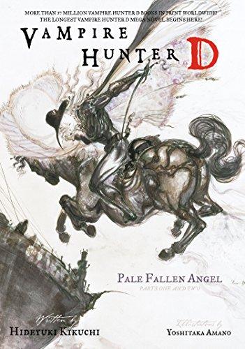 Vampire Hunter D Volume 11: Pale Fallen Angel Parts 1 & 2 (English Edition)