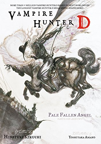 Vampire Hunter D Volume 11: Pale Fallen Angel Parts 1 & 2 (English Edition)