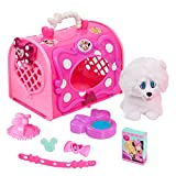 Minnie Mouse Happy Helpers Pet Carrier, Pink/White, 89521, Multi-Color