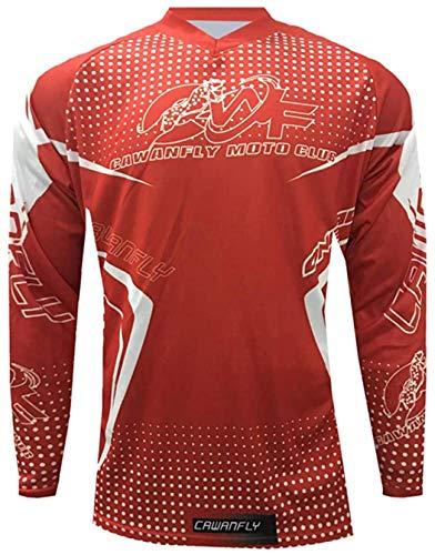 Maillot MTB Enduro Arriving Dh Shirt MX Racing Tops Quick Dry MTB Jersey Long Sleeve Dirt Bike Clothing XS