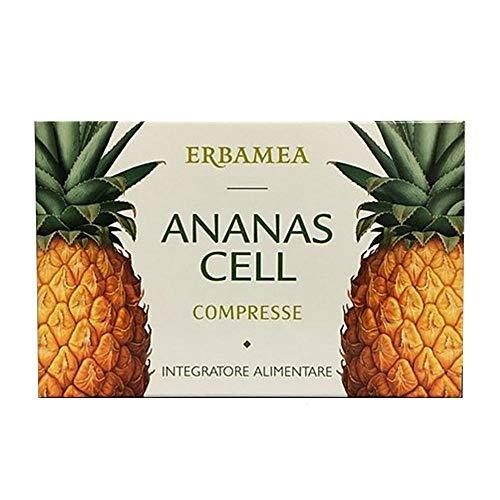 ANANAS CELL 36 compresse Ananas, centella, betulla per cellulite e ritenzione idrica
