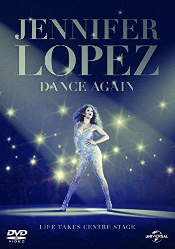 Jennifer Lopez - Jennifer Lopez: Dance Again [Edizione: Regno Unito] [Reino Unido] [DVD]
