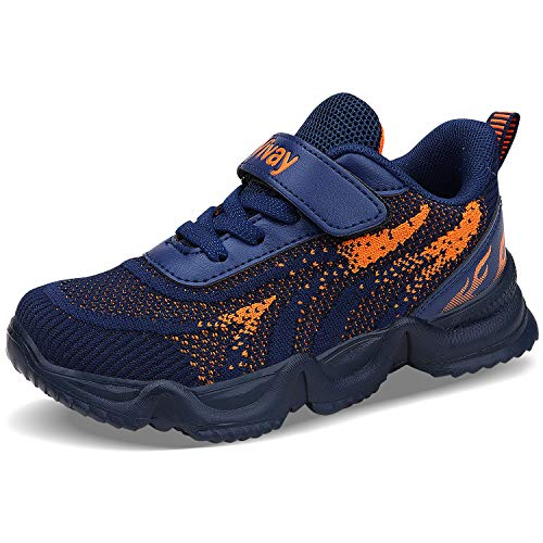 Vivay Kids Tennis Shoes Lightweight Casual Walking Sneakers for Boys and Girls (Little Kid/Big Kid)