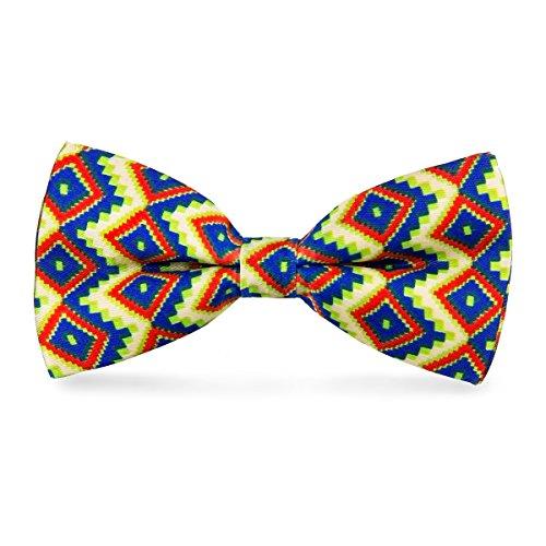 CravateSlim N?ud Papillon Ethnique n°5