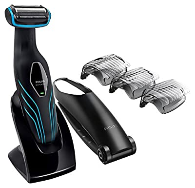 Philips Series 5000 Body Groomer with Skin Comfort System and Back Attachment - BG2034/13 from Philips