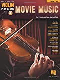 Movie Music Violon +Enregistrements Online (Violin Play-Along)