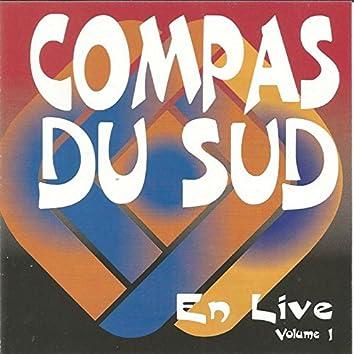 Compas du sud, Vol. 1 (Live)
