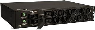 Tripp Lite PDU Single-Phase Metered 230V 32A 7.4kW 16 C13; 2 C19 IEC-309 Horizontal 2URM (PDUMH32HV)
