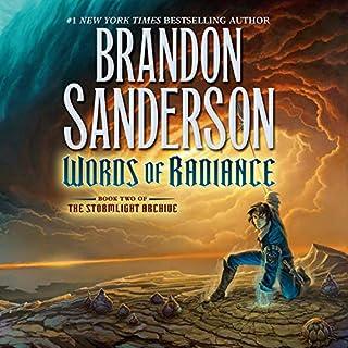 Page de couverture de Words of Radiance