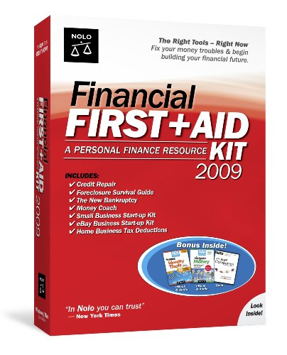 Price comparison product image Financial First Aid Kit