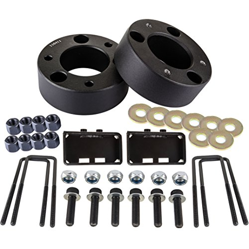 SCITOO 3 inch Front Rear Leveling Lift Kit Strut Spacers Leveling Lift Kit fit for Ford F-150 2WD/4WD 4-Door 3.5L 3496CC 213Cu. In. V6 GAS DOHC Turbocharged