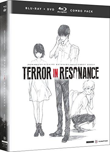 Terror in Resonance: The Complete Series [Blu-ray]