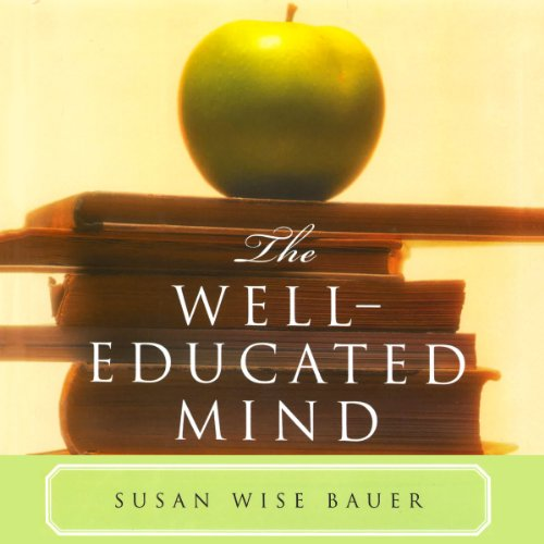 The Well Educated Mind audiobook cover art