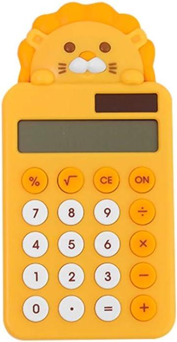 wholesale Cute Lion Challenge the lowest price Calculator Portable Basic Calculato Desktop