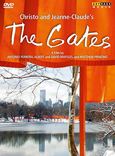 The Gates - Christo and Jeanne-Claude - Art Documentary (OmU)