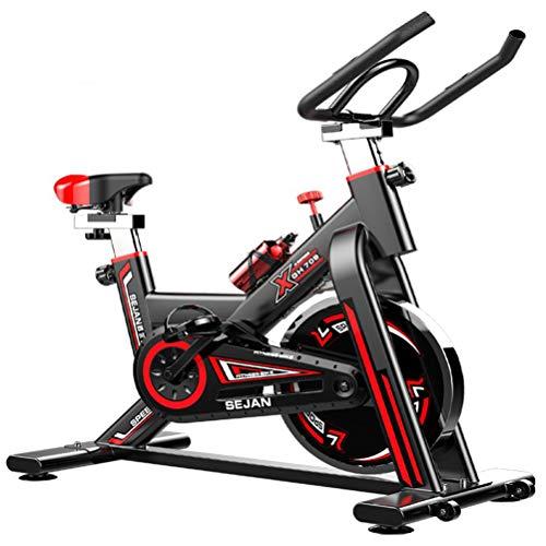 YYBF Cyclette da Casa, Biciclette da Ciclismo al Coperto 250 kg Carico da Allenamento Bicicletta Fissa di Alta qualità Home Fitness Bike Perdita di Peso Spinning Bike