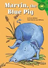 Marvin, the Blue Pig (Read-It! Readers)