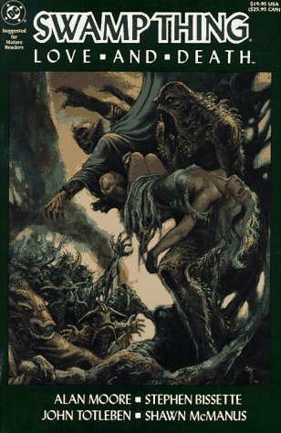 Swamp Thing Vol 02: Love and Death