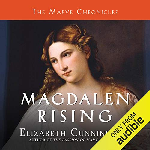 Magdalen Rising audiobook cover art