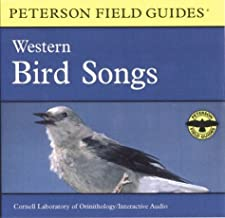 Western Bird Songs (Peterson Audios)