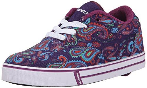 Heelys - Zapatillas de Deporte para niños, Color Morado, Talla 31 EU