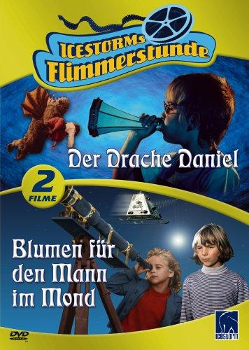 Icestorms Flimmerstunde - Blumen für den Mann im Mond & Der Drache Daniel