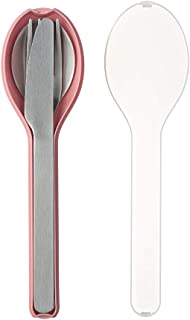Mepal Synthesis Salatbesteck Melamine Nordic Rose One Size