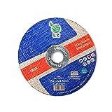 Dischi di Taglio Metallo 75mm x 1mm x 9.5mm(3') - Pacco da 25 Pezzi, per Attrezzi dell'aria