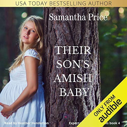 Their Son's Amish Baby  By  cover art