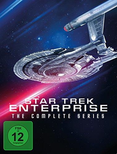 Star Trek - Enterprise - Complete Boxset [27 DVDs]