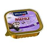 Vitakraft Premium Menü Nassfutter für Frettchen - 100 g
