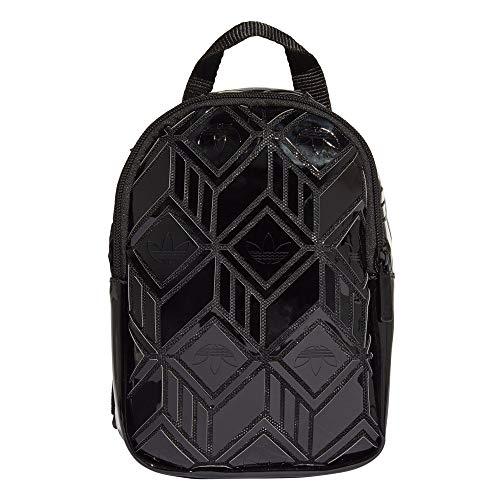 adidas IXO91-GD2605 Mochila Bp Mini 3D para Mujer, Negro, Talla Única