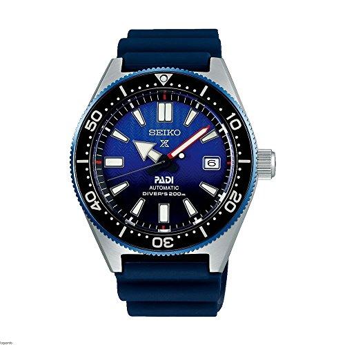 Orologio da uomo Seiko Prospex Padi SPB071J1 Blu