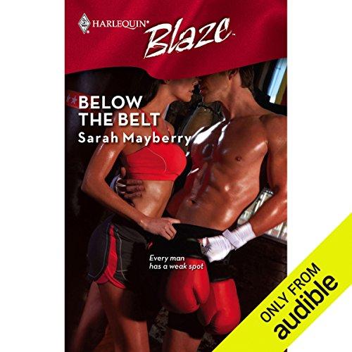 Below the Belt  audiobook cover art