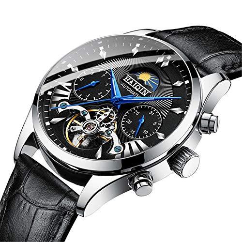 Hombres/Hombres Relojes de primeras Marcas automático/mecánico/Reloj Reloj Deportivo para Hombre Reloj para Hombre Reloj Hombre tourbillon