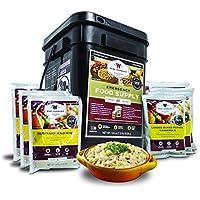 Wise Foods Company 60 Serving Entree Emergency Food Bucket