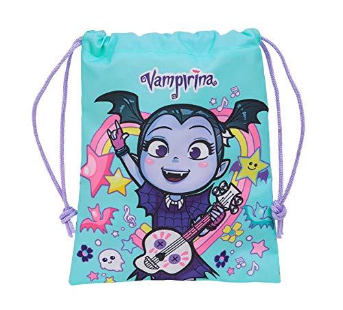 Safta 812039237 Saquito merienda Vampirina  Multicolor  Rockin