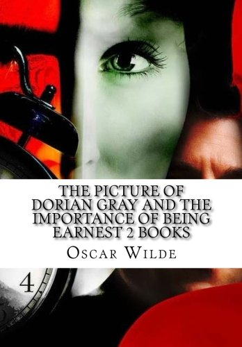 The Picture Of Dorian Gray And The Importance of Being Earnest 2 Books