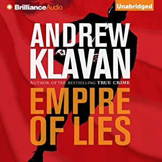 Empire of Lies audiobook cover art