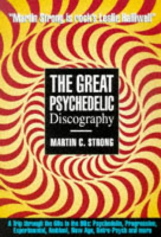 The Great Psychedelic Discography (Music) (v. 1)