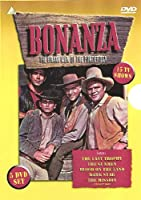 Bonanza - the Brave Men of the Ponderosa [Import anglais]