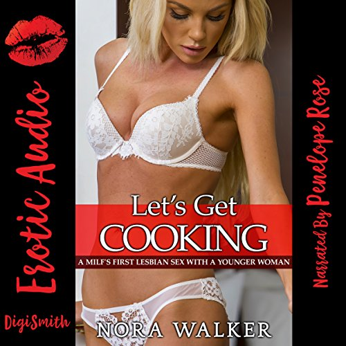 Let's Get Cooking audiobook cover art