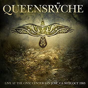 Live At The Civic Center San Jose, CA, 30Th Oct 1983 - EP
