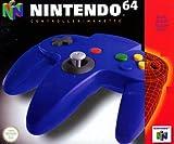 Nintendo 64 - Controller blau - Nintendo 64 Accessories