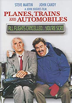 DVD Planes, Trains and Automobiles Book