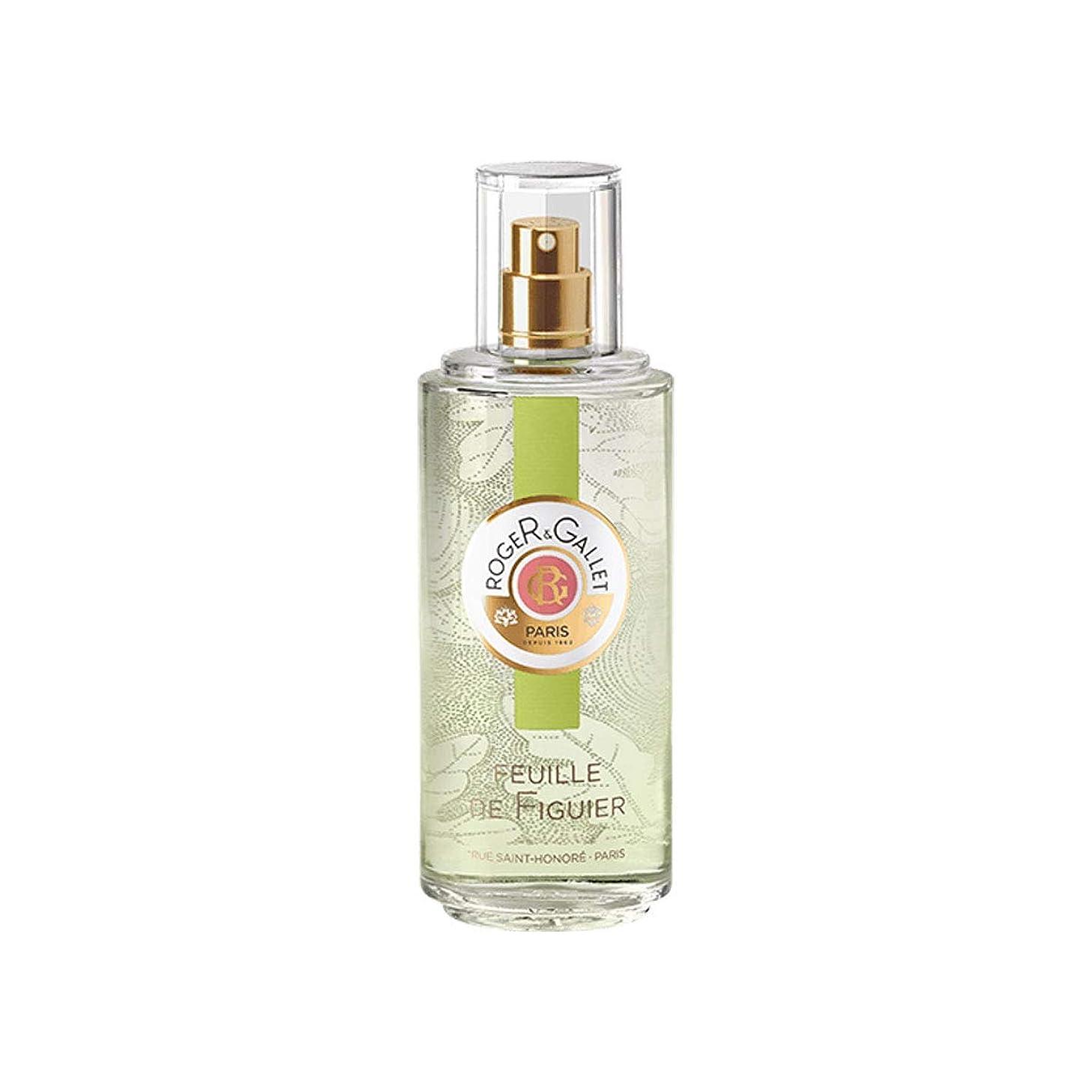 クロール褐色セラーRoger Gallet Feuille De Figuier Perfumed Water 100ml [並行輸入品]