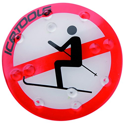Icetools Pad Crown Protection antidérapant pour Snowboard Mixte Adulte, No Ski, Taille Unique