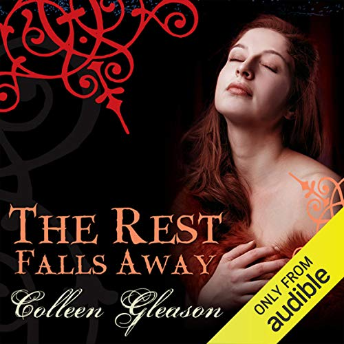 The Rest Falls Away audiobook cover art