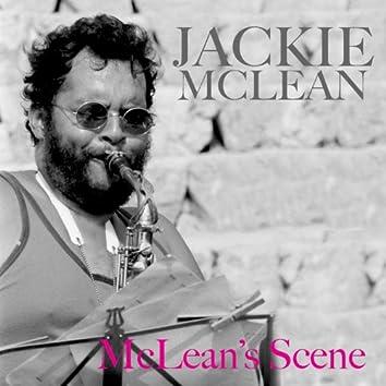 Jackie Mclean: Mclean's Scene